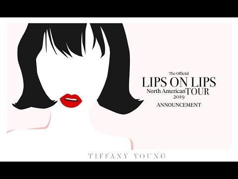 Tiffany Young North American Mini Showcase Tour Announcement 2019