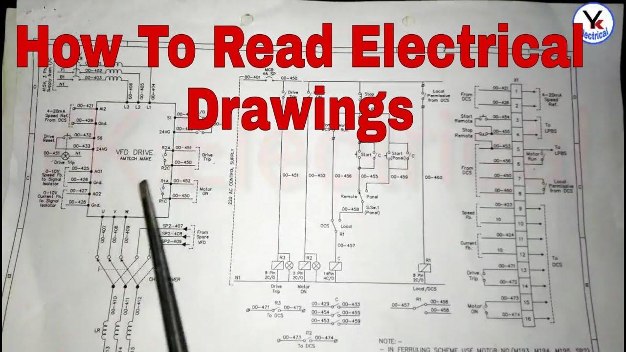 Industrial Wiring Diagram
