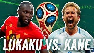 Manchester United vs. Tottenham! Belgien vs. England! Lukaku vs. Kane! Das Onefootball Face off