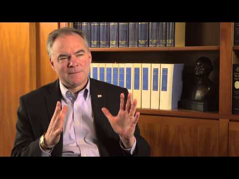 Senator Tim Kaine Washington\'s Farewell Address