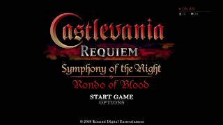 Primeira Vez! Castlevania Symphony of the Night  - Parte 2! (PS4)