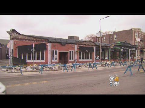 Cause Of Allston Restaurant Facade Collapse Won't Be Known For Days
