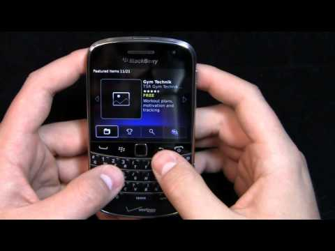 BlackBerry Bold 9930 Review Part 2