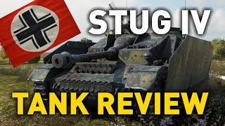 World of Tanks || StuG IV - Tank Review