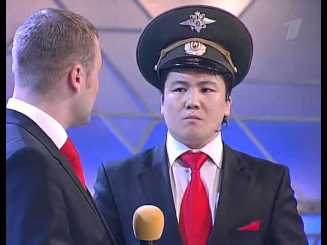 КВН Высшая лига (2008) 1/4 — Астана.kz — Фристайл