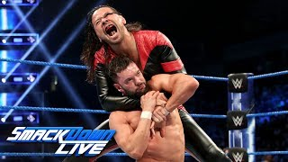 HINDI - Finn Bálor vs. Shinsuke Nakamura: SmackDown LIVE, July 10, 2019