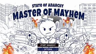 State of Anarchy: Master of Mayhem for Nintendo Switch | Opening 25 Minutes & First Boss Battle