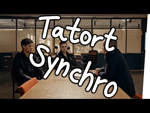 Tatort Synchro - Echte Gangster