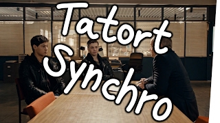 Tatort Synchro – Echte Gangster