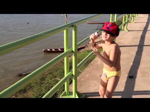 Festival da pipa (kite festival), Amazônia 2014
