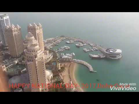 Qatar National Day -2017 City center ,Doha-Qatar