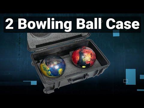 2 Bowling Ball Case - Video