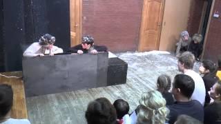 РУТИ-ГИТИС - зачет по актерскому мастерству, 2015