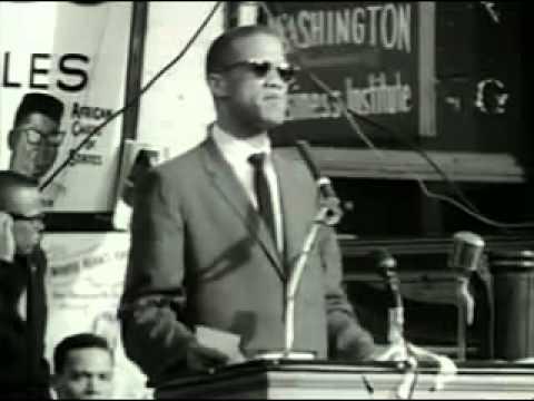 Malcolm X : Make It Plain