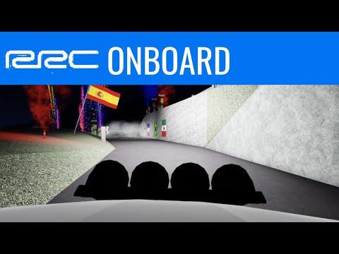 [RRC] Monte Carlo Rally Sonicc1 POV Onboard