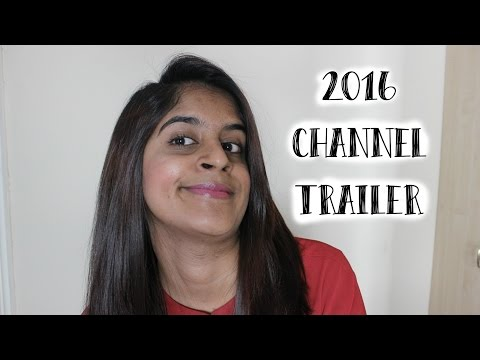 2016 Channel Trailer | Iqra Arshad