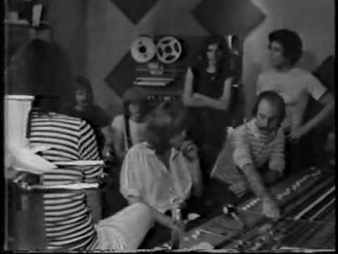 GENYA RAVAN RARE CHANNEL 5 NEW YORK INTERVIEW 1977