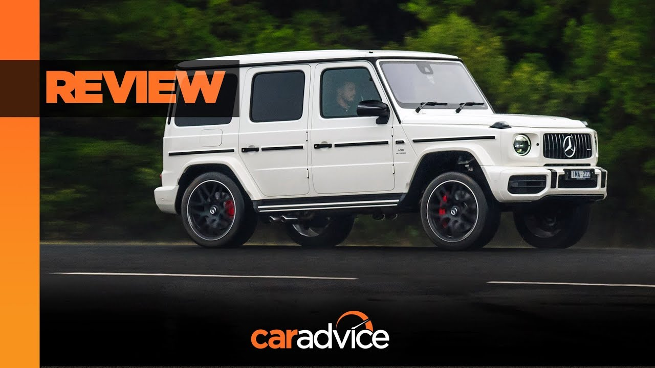 Why I love the most pointless car in the world: 2019 Mercedes-AMG G63 review
