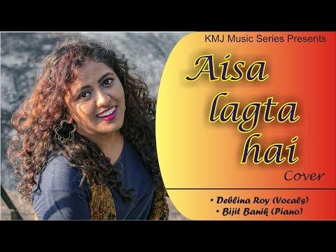 Aisa Lagta Hai | Unplugged Cover | Refugee | Sonu Nigam | Alka Yagnik | Deblina Roy & Bijit Banik