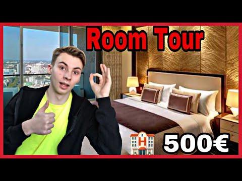 5 Sterne Hotel Room Tour In BERLIN