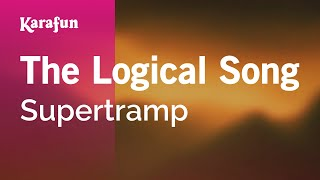 Karaoke The Logical Song - Supertramp *