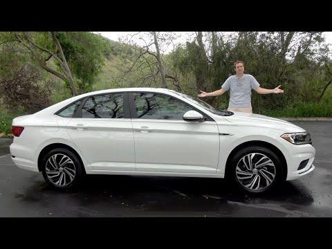 Volkswagen Jetta 2020 года - это хорошая машина, до которой никому нет дела