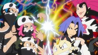 Pokemon - Sun and Moon - Team Rocket VS Team Skull