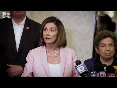 Speaker Nancy Pelosi: 'The President Has Confessed To The Violation Of His Oath Of Office'