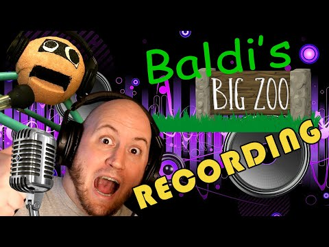 BALDI's BIG ZOO Recording Video