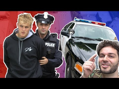 Thumbnail: WE GOT JAKE PAUL ARRESTED! *PRANK WARS*