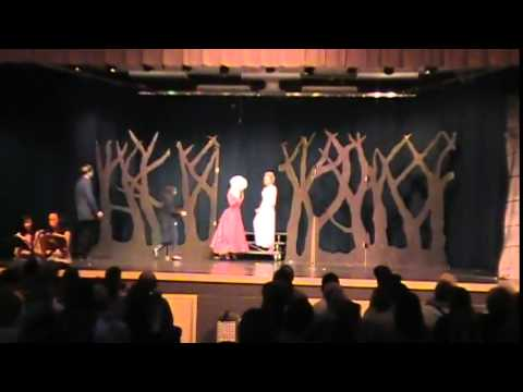 Herget Middle School 2011 Into the Woods part 2