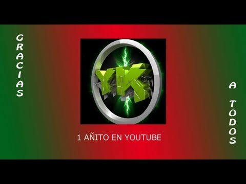 Aniversario 1 Año en Youtube Videos De Viajes