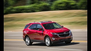 Release Date System 2018 Chevrolet Equinox Crash Test Drive