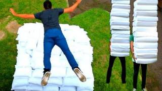 2 Guys 600 Pillows (Backwards) - Rhett & Link