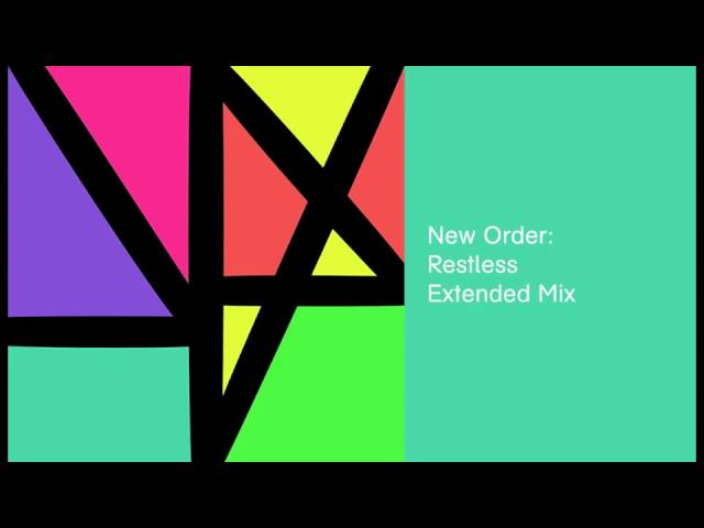 New Order Restless Extended Mix Chords Chordify