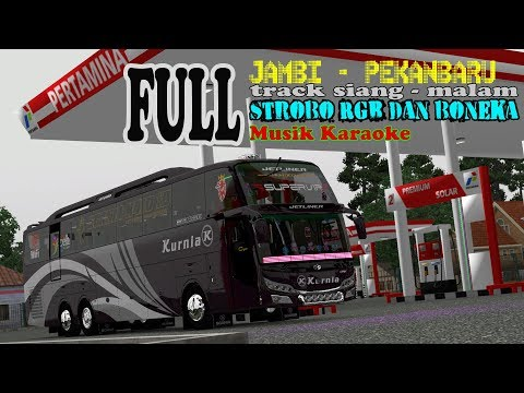 Jetliner Kurnia Scania K410i lintas Jambi - Pekanbaru