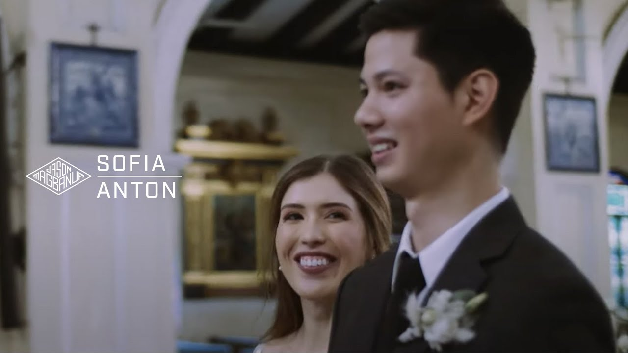 Sofia and Anton: A Wedding at Santuario De San Antonio Parish