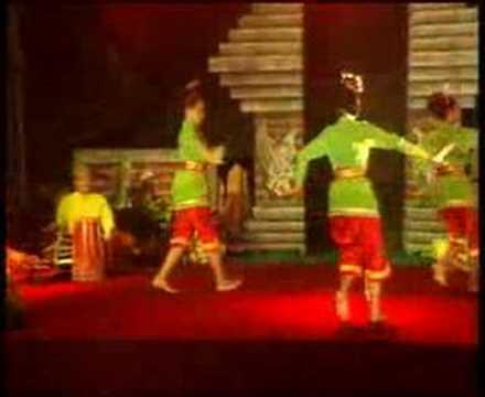 Punjari - Banyuwangi Dance