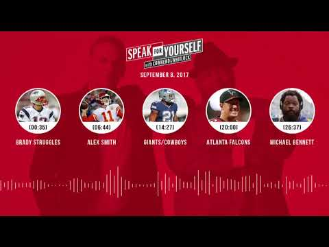 SPEAK FOR YOURSELF Audio Podcast (9.8.17) with Colin Cowherd, Jason Whitlock | SPEAK FOR YOURSELF