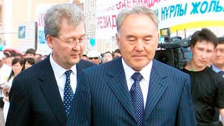 Старый враг Аслана Мусина отбирает бизнес у экс-главы АП Назарбаева / БАСЕ
