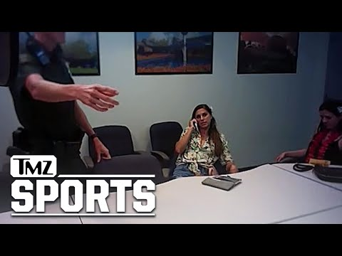 Alex Morgan Kicked Off Disney World Property | TMZ Sports