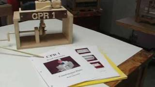 Cpr Wood Automata