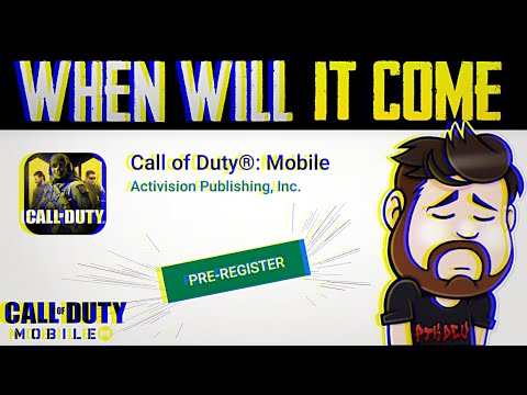 Why Call of Duty Mobile is Not Coming? | Will It Come or Not from YouTube · Duration:  7 minutes 7 seconds
