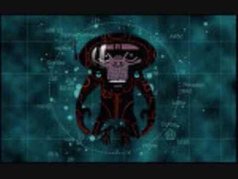 gorillaz vs space monkeyz tomorrow comes today [banana baby]