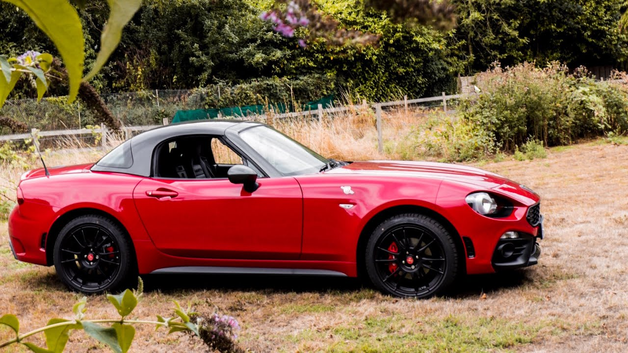 why you cant buy this abarth 124 gt youtube. Black Bedroom Furniture Sets. Home Design Ideas
