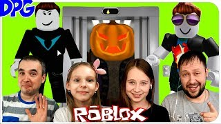 Play ROBLOX-STRANGE ELEVATOR with DAD and daughter Games. Delivered from flies in the Robloks. Letsplej