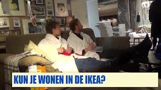 Streetlab - Kun je wonen in de Ikea?