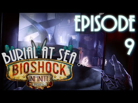 Burial At Sea Episode Two, Let's Play in 1440p, Part 9: Unlocking Atlas' Secret Chamber! (for PC)  