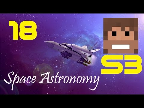 "Space Astronomy, S3, Episode 18 - ""MineChem Ender Pearls!"""