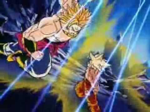 Goku vs Broly System of a Down  Sad Statue